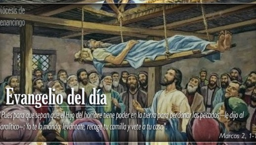 TEXTO, AUDIO Y VIDEO – Evangelio 12 de Enero 2018
