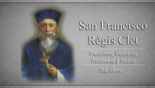 [ TEXTO, AUDIO y VIDEO ] Santo del día – San Francisco Régis Clet
