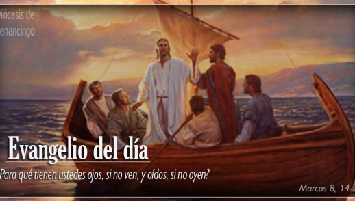 TEXTO, AUDIO Y VIDEO – Evangelio 13 de Febrero 2018
