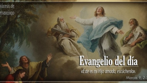 TEXTO, AUDIO Y VIDEO – Evangelio 25 de Febrero 2018