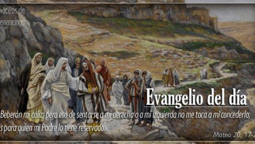 TEXTO, AUDIO Y VIDEO – Evangelio 28 de Febrero 2018