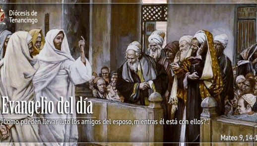TEXTO, AUDIO Y VIDEO – Evangelio 16 de Febrero 2018