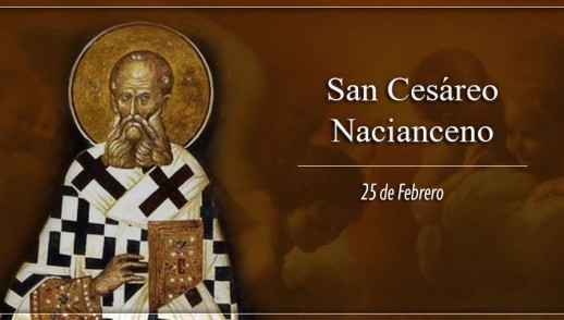 [ TEXTO, AUDIO y VIDEO ] Santo del día – San Cesáreo Nacianceno