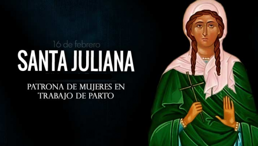 [ TEXTO, AUDIO y VIDEO ] Santo del día – Santa Juliana de Nicomedia