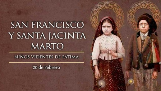 [ TEXTO, AUDIO y VIDEO ] Santo del día – Santos Jacinta y Francisco Marto