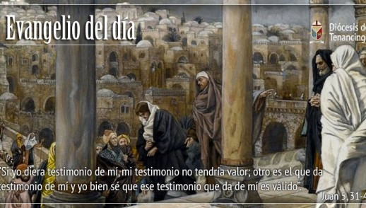 TEXTO, AUDIO Y VIDEO – Evangelio 15 de Marzo 2018
