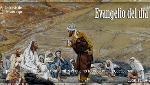 TEXTO, AUDIO Y VIDEO – Evangelio 08 de Marzo 2018