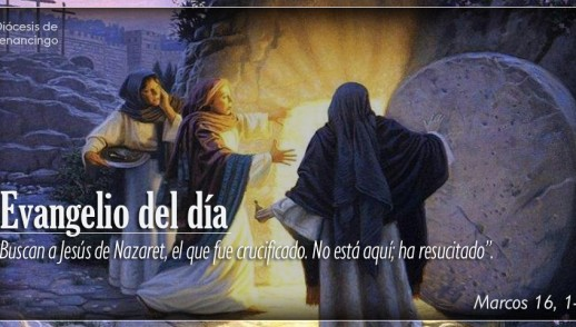 TEXTO, AUDIO Y VIDEO – Evangelio 31 de Marzo 2018
