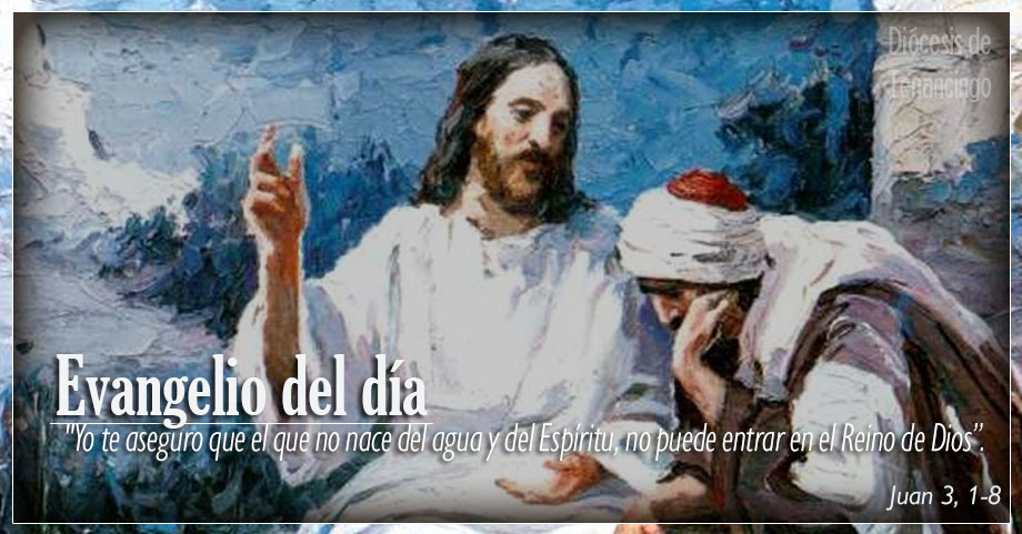 TEXTO, AUDIO Y VIDEO – Evangelio 10 de Abril 2018