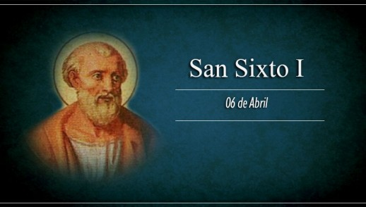 [ TEXTO, AUDIO y VIDEO ] Santo del día – San Sixto I